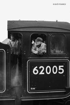 Jacobite Steam Train. Mallaig.