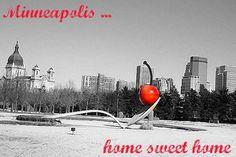 The cherry on the spoon (Minneapolis Sculpture Garden @ Walker Art Center)