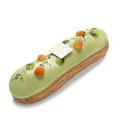 <p>Brunoise de carotte, radis rouge, artichaut, haricot vert, mêlée à une…