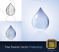 These two designs are a great representation of 3D objects that have rounded edges. There is an obvious sense of detail, light source and shape in all objects. The reflections of both elements are also a nice finishing touch.