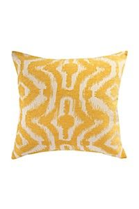 CHENILLE IKAT 50X50CM SCATTER CUSHION