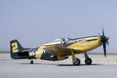 "P-51D N5482V s/n 44-73343 ""Seattle Miss"". Now is N551JV ""Live Bait"""