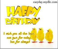 45 best birthday cards for facebook images on pinterest birthday short happy birthday wishes m4hsunfo