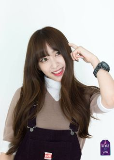 Hani has the cutest outfits omg