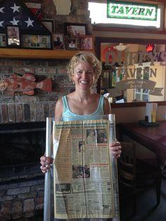 25 years burgers duffys tavern