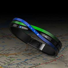 6 | 8 Brilliant Concepts For The Future Of Wearable Tech | Co.Design | business + design (( Nog meer draagbaar technologie waar ik onder de indruk van ben. Er is wel een trend te zien dat steeds meer van dit soort dingen op de markt komen of concepten van gemaakt worden. Er is gewoon veel vraag hiernaar door de consumenten))