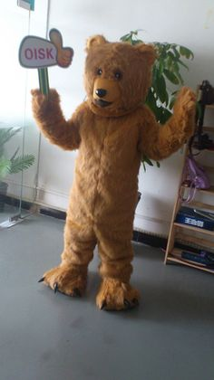 realistic grizzly bear costume - Google Search