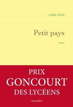"""Un livre coup de coeur : """"Petit pays"""" de Gaël Faye..."""