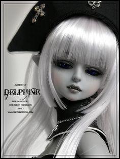 D.O.D DOLL 【期間限定受注】Limited Delphine | 総合ドール専門通販サイト - DOLKSTATION(ドルクステーション)