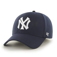 New York Yankees Sultan Contender Mf Navy 47 Brand Stretch Fit Hat
