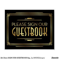 Gone are the days where weddings and wedding receptions mean securing the reception hall at one's local church that is around the corner. Space Wedding, Art Deco Wedding, Guest Book Sign, Wedding Guest Book, Wedding Signs, Wedding Shot, Wedding Dj, Gatsby Theme, Wedding Venue Inspiration
