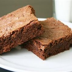 Quick and Easy Brownies Allrecipes.com