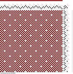 draft image: Page 121, Figure 13, Donat, Franz Large Book of Textile Patterns, 4S, 4T