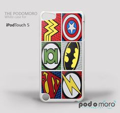 super hero logosacrylic for iPhone 4/4S, iPhone 5/5S, iPhone 5c, iPhone 6, iPhone 6 Plus, iPod 4, iPod 5, Samsung Galaxy S3, Galaxy S4, Galaxy S5, Galaxy S6, Samsung Galaxy Note 3, Galaxy Note 4, Phone Case