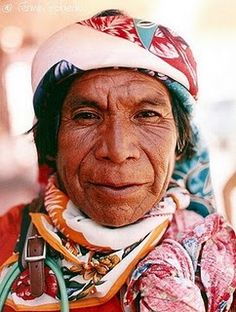 Indigena tarahumara Faces people of the world. Beautiful faces