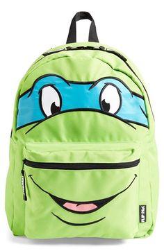 TMNT Reversible Ninja Turtle Backpack (Kids) available at #Nordstrom