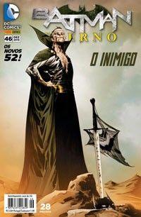 LIGA HQ - COMIC SHOP BATMAN ETERNO #46 PARA OS NOSSOS HERÓIS NÃO HÁ DISTÂNCIA!!!