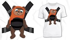 Ewok Hangover Baby | See it at: Funny Shirts | By: FunnyShirts.Org ...