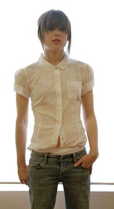 ellen page i wear boys underwear - Buscar con Google   Ellen Page ...
