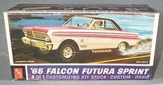 Falcon Futura Vintage Box.