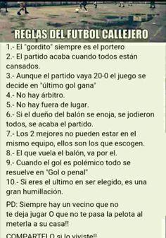 #Frase fútbol callejero #infancia #futbolcallejero