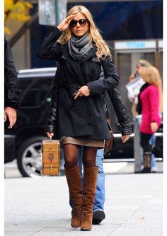 Jennifer Aniston - she's so effortlessly stylish - keeps it simple, looks amazing.