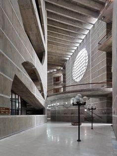 Hong Kong photographer | Grischa Rueschendorf - Louis Kahn: House of the Nation book published 2014