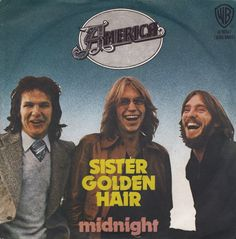 america band sister golden hair - Google Search
