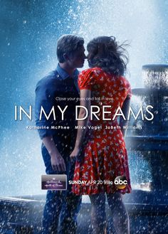 In My Dreams ~ I'm letting Hallmark movies melt my brain at the moment, but this one was so sweet, okay so it had the annoying near misses that make you want to scream, but Katherine McPhee was adorable and Mike Vogel *swoon* was perfect.