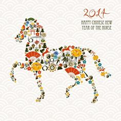 Happy New Year!  2014 Chinese New Year of the Horse