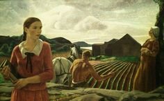 Morning on the Cape Leon Kroll c. 1935