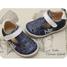 Calzado infantil - Zapatos niño velcro Nens - moda infantil