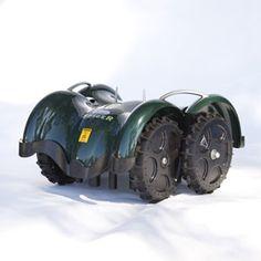 LawnBott SpyderEVO - Robotic Lawn Mower
