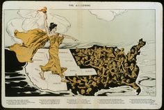 Suffragists took a cross-country train trip in 1916 to launch the National Woman's Party: http://bit.ly/NYQQkZ  #WHM pic.twitter.com/oRXkh1V4w3