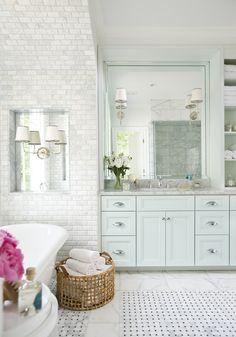268 best bathroom decor ideas images bath room beach cottage rh pinterest com
