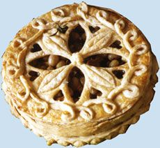 medieval desserts for the rich