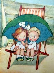 Illustration by Mabel Lucie Attwell - March House Books Blog
