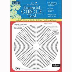 Essential Circle Tool – Piece O' Cake
