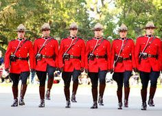 One of the famous symbol that represent Canada and Canadians is most commonly associated with The Royal Canadian Mounted Police. Due South, Canadian Things, National Police, Queen Elizabeth Ii, Calgary, Character Inspiration, Military, Actors, Cow Boys