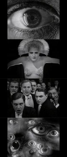 Metropolis, 1927 (dir. Friz Lang)