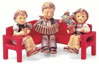 Hummel Kids Club Collectors Set  Hummel Figurine Sold Out