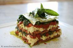 Another Raw Lasagna