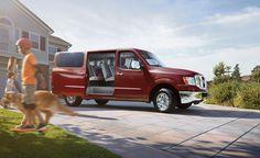 Nissan Commercial Vans