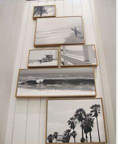 Black and White Coastal Designs