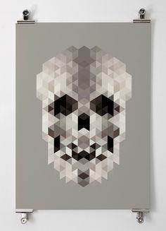 Skull Locking, by Matt H Booth