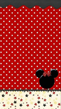 Minnie's Album by ReeseyBelle Mickey Mouse Wallpaper Iphone, Wallpaper Iphone Cute, Disney Wallpaper, Cellphone Wallpaper, Cute Wallpapers, Iphone Backgrounds, Minnie Mouse Background, Scrapbook Da Disney, Mickey E Minnie Mouse