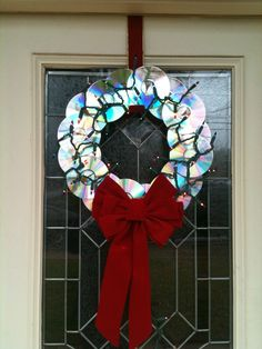 Techy Christmas Wreath Grab Some Decorations From The