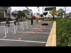 Firefighter Completes Community Obstacle Course