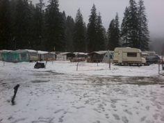 Valea Cerbului Camping (April 2014)