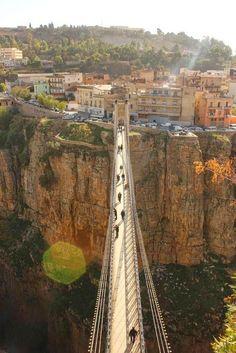 Constantine, Algeria's City of Bridges